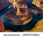 View Of Horse Shoe Bend In...