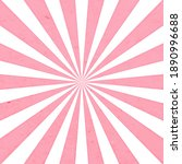 pink sun rays vector background   Shutterstock .eps vector #1890996688