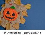 Jack O'lantern Gingerbread...