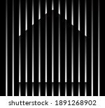 abstract unusual house sign... | Shutterstock .eps vector #1891268902