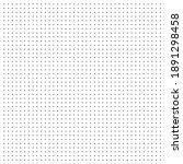 seamless polka dot pattern.... | Shutterstock .eps vector #1891298458