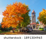 cerna studnice   october 11 ... | Shutterstock . vector #1891304965