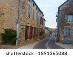 View Of Streets Of Old French...