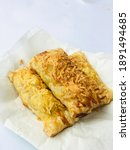 Rectangle Puff Pastry With...