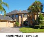 luxury house   Shutterstock . vector #1891668