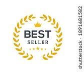 best seller ceremony award...   Shutterstock .eps vector #1891681582