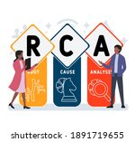 flat design with people. rca  ...   Shutterstock .eps vector #1891719655