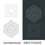 Stylized Vector Illustration Of ...