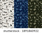 seamless camouflage abstract... | Shutterstock .eps vector #1891860922