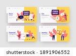 characters bringing scrap to... | Shutterstock .eps vector #1891906552