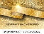 abstract gold texture... | Shutterstock .eps vector #1891920232