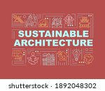 sustainable architecture and...