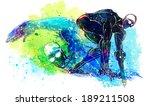 illustration of sports | Shutterstock . vector #189211508
