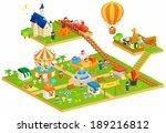 illustration of city   Shutterstock . vector #189216812