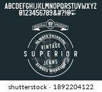 vector illustration on a theme... | Shutterstock .eps vector #1892204122