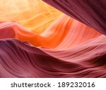 Lower Antelope Canyon In Page ...