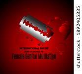 zero tolerance for female...   Shutterstock .eps vector #1892405335