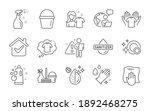 clean bubbles  hand sanitizer... | Shutterstock .eps vector #1892468275