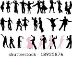 illustration with different... | Shutterstock .eps vector #18925876