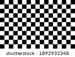 Vector Of Checkered Flag...
