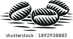 a black and white vector... | Shutterstock .eps vector #1892938885