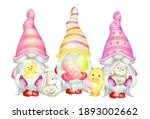Gnomes  Eggs  Rabbit  Chicken....