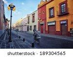 puebla de zaragoza  mexico  ... | Shutterstock . vector #189304565