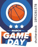 Game Day. Basketball Playoff In ...