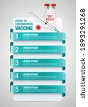 an editable vector infographic... | Shutterstock .eps vector #1893291268