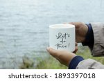Person Holding White Cup Of Tea ...