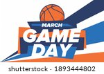 game day. basketball playoff in ...   Shutterstock .eps vector #1893444802