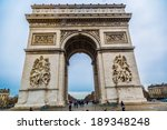 paris  france   september 9 ... | Shutterstock . vector #189348248