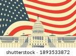 vector banner or card with...   Shutterstock .eps vector #1893533872