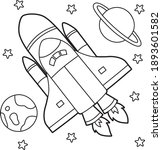 Cute And Funny Coloring Page Of ...