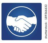 handshake  corporation   Shutterstock .eps vector #189366632