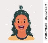 vector cartoon illustration of...   Shutterstock .eps vector #1893691375