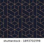 seamless geometric pattern.... | Shutterstock . vector #1893702598