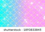 Holographic Rainbow Background. ...