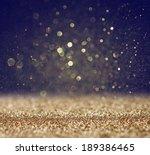 glitter vintage lights... | Shutterstock . vector #189386465
