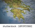 Peloponnese  Geographic Region...