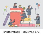education concept poster.... | Shutterstock .eps vector #1893966172
