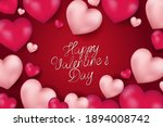 vector. romantic design for... | Shutterstock .eps vector #1894008742