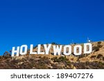 los angeles  ca   november 19 ... | Shutterstock . vector #189407276