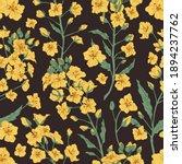 elegant seamless pattern of...   Shutterstock .eps vector #1894237762