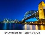 Sydney Harbour Bridge   Sydney...