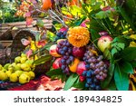 Autumn Harvest Bouquet Of...