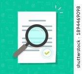 business legal document... | Shutterstock .eps vector #1894469098
