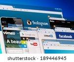 belchatow  poland   april 11 ... | Shutterstock . vector #189446945