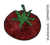 cartoon tomato | Shutterstock .eps vector #189448745