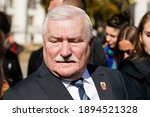 Former President Of Poland And...